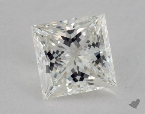 1.04 Carat H-IF Ideal Cut Princess Diamond