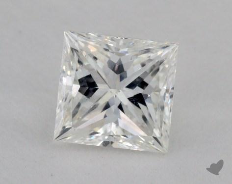 1.31 Carat G-SI1 Ideal Cut Princess Diamond