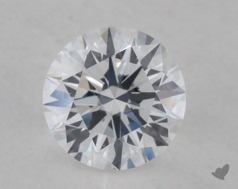 0.73 Carat D-VS2 Excellent Cut Round Diamond