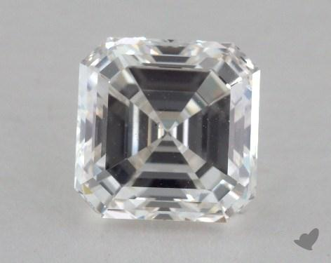 2.01 Carat H-SI1 Asscher Cut Diamond