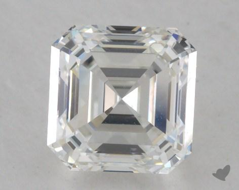 1.30 Carat H-VVS1 Asscher Cut Diamond