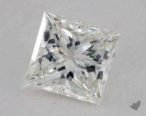 1.61 Carat I-SI1 Princess Cut Diamond