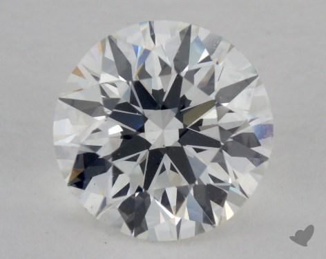 1.52 Carat G-VS2 Very Good Cut Round Diamond