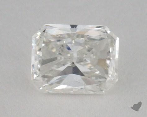 0.71 Carat G-SI2 Radiant Cut Diamond