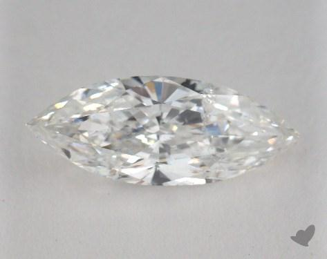 1.98 Carat G-SI2 Marquise Cut  Diamond