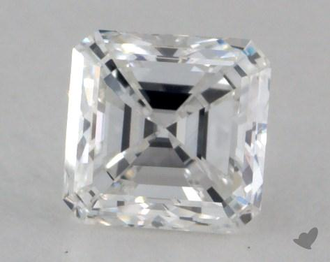 0.72 Carat D-VS1 Asscher Cut  Diamond