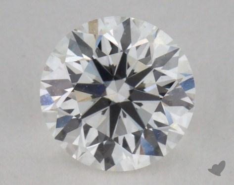 0.60 Carat G-VS2 Very Good Cut Round Diamond