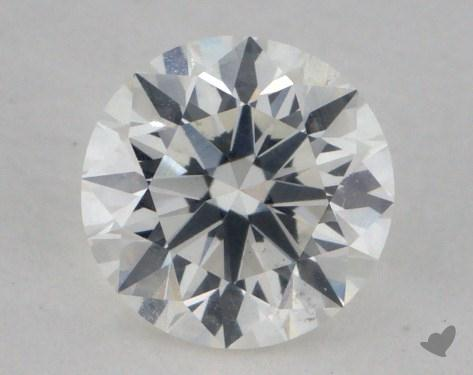 0.60 Carat G-VS2 Excellent Cut Round Diamond