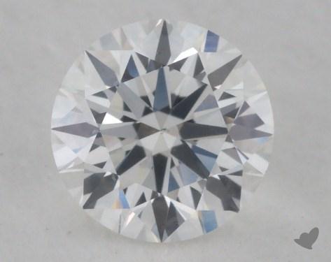 0.80 Carat G-VS2 Excellent Cut Round Diamond