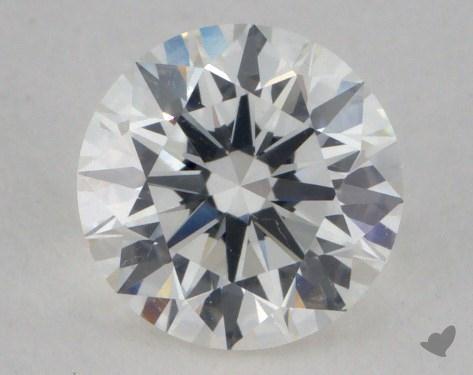 0.81 Carat G-SI1 Excellent Cut Round Diamond