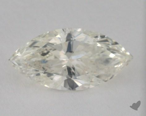 5.15 Carat J-I1 Marquise Cut Diamond