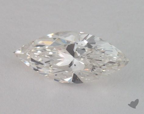 1.70 Carat I-VVS2 Marquise Cut Diamond