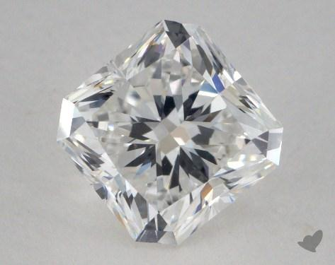 1.50 Carat F-VS1 Radiant Cut Diamond