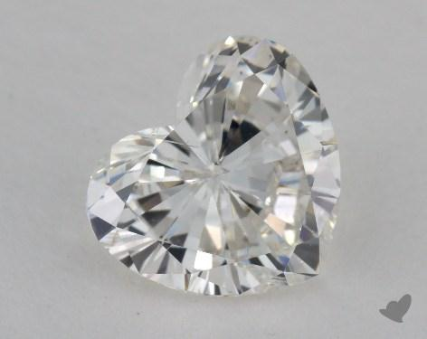 2.01 Carat G-SI2 Heart Cut Diamond 