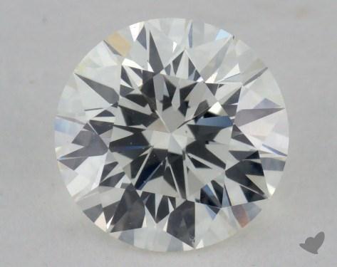 0.86 Carat K-VS1 Excellent Cut Round Diamond