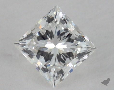 0.83 Carat G-I1 Very Good Cut Princess Diamond