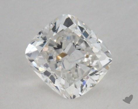 0.80 Carat E-SI2 Cushion Cut Diamond
