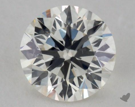 1.06 Carat J-VS2 Very Good Cut Round Diamond