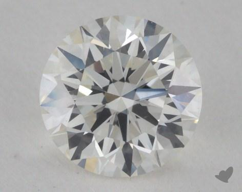 0.90 Carat J-VS2 Excellent Cut Round Diamond