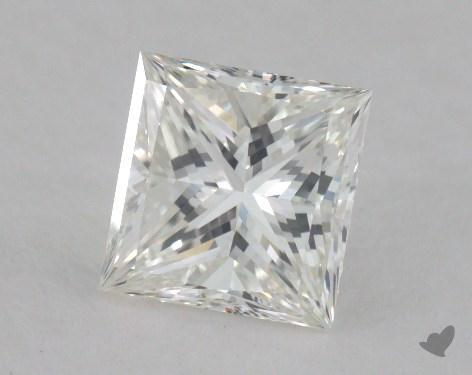 1.50 Carat I-VS1 Ideal Cut Princess Diamond