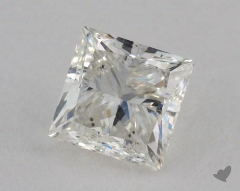 1.00 Carat I-SI2 Very Good Cut Princess Diamond