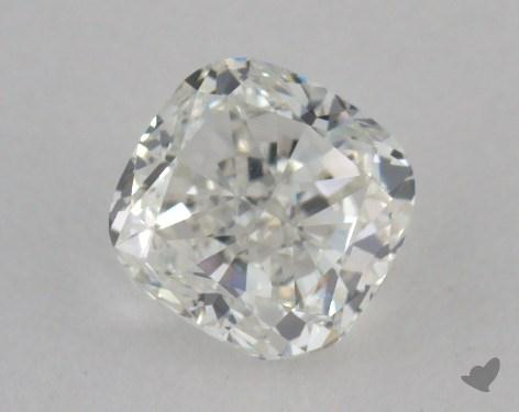 0.57 Carat G-VS2 Cushion Cut  Diamond