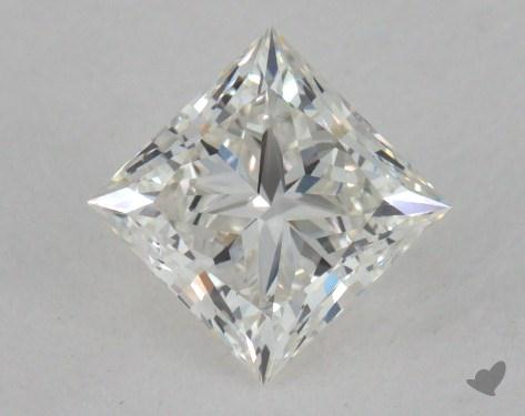 0.70 Carat I-VS1 Ideal Cut Princess Diamond