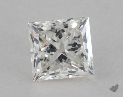 0.70 Carat H-VS1 Princess Cut Diamond