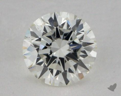 0.72 Carat J-VS2 Excellent Cut Round Diamond