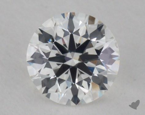 0.70 Carat H-SI1 Ideal Cut Round Diamond