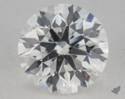 0.70 Carat I-SI2 Ideal Cut Round Diamond