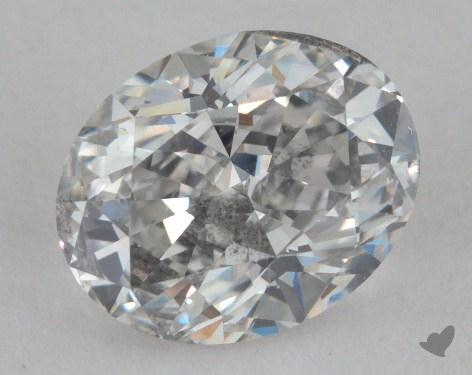 1.04 Carat H-SI2 Oval Cut Diamond