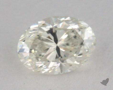 1.12 Carat J-VS1 Oval Cut Diamond