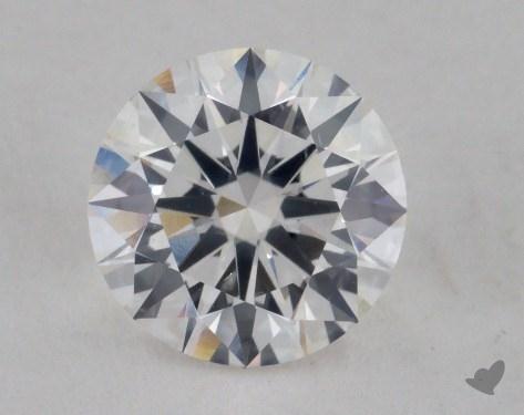 1.32 Carat G-SI1 Excellent Cut Round Diamond