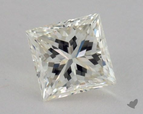 1.51 Carat K-VS1 Very Good Cut Princess Diamond