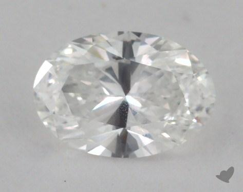 1.06 Carat D-VVS2 Oval Cut  Diamond
