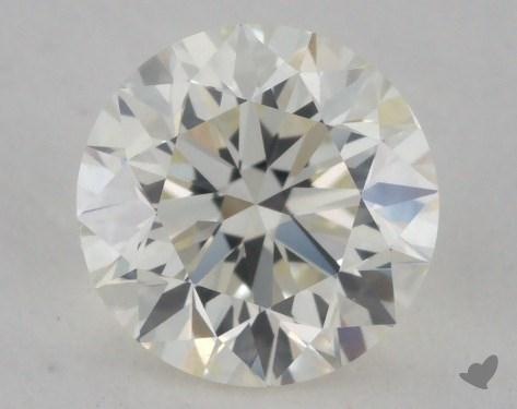 0.70 Carat K-SI1 Very Good Cut Round Diamond
