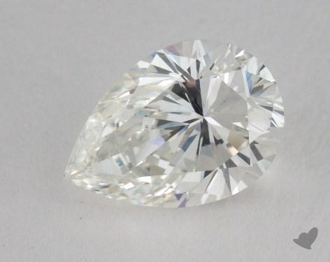 1.45 Carat G-VS2 Pear Shaped  Diamond
