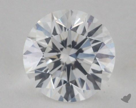 2.00 Carat D-IF Excellent Cut Round Diamond