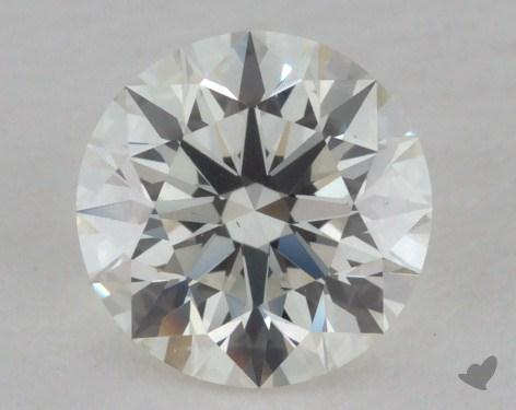0.90 Carat J-VS1 Excellent Cut Round Diamond