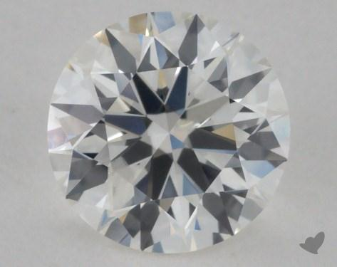 0.86 Carat H-I1 Ideal Cut Round Diamond