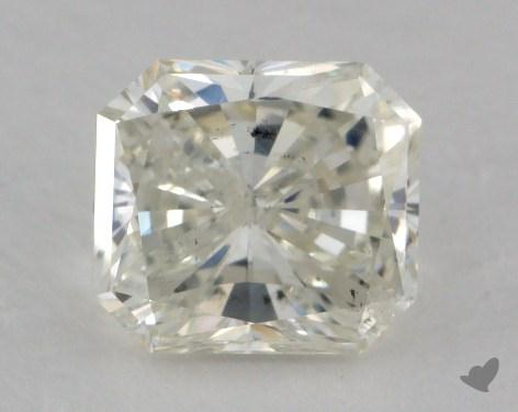 2.04 Carat J-SI2 Radiant Cut Diamond