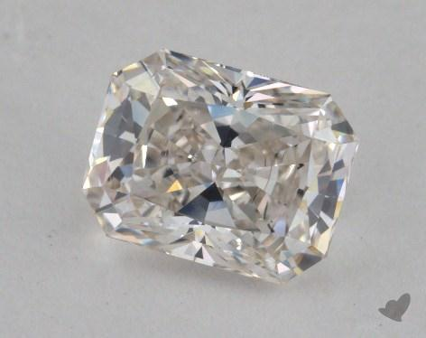 1.06 Carat H-VS2 Radiant Cut  Diamond