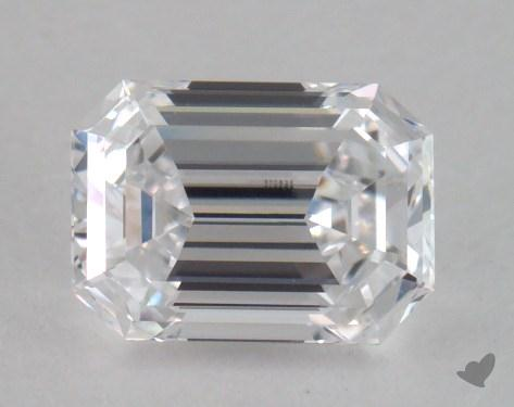 0.70 Carat D-IF Emerald Cut Diamond