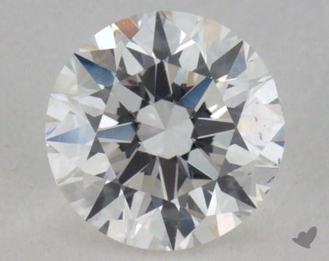 0.70 Carat F-VS2 Ideal Cut Round Diamond