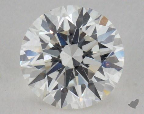 0.70 Carat H-VS2 Round Diamond