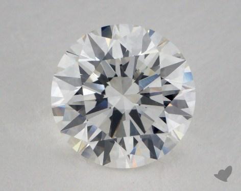 2.07 Carat G-VS1 Excellent Cut Round Diamond