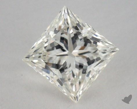 1.08 Carat I-VS1 Ideal Cut Princess Diamond