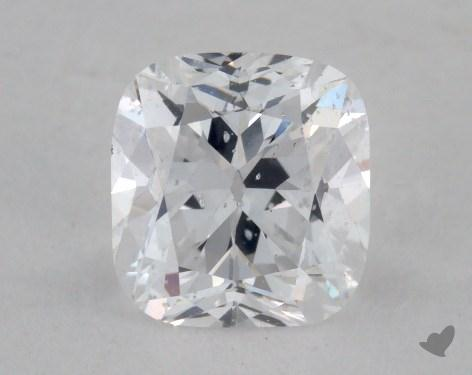 0.60 Carat D-SI2 Cushion Cut Diamond