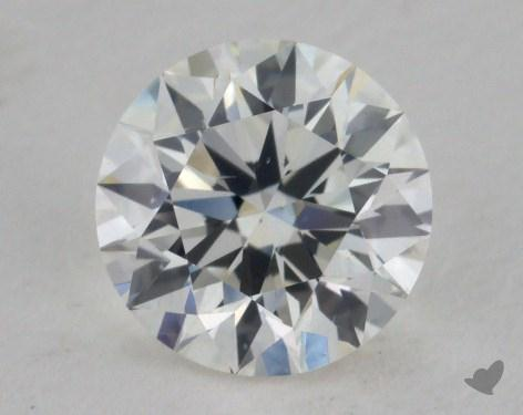 1.20 Carat I-SI1 Excellent Cut Round Diamond